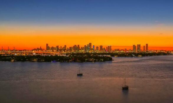 Miami City Views